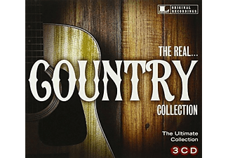 Különböző előadók - The Real Country Collection (CD)