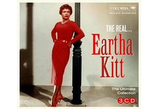 Eartha Kitt - The Real Eartha Kitt (CD)