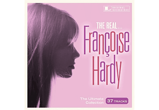 Francoise Hardy - The Real Francoise Hardy (CD)
