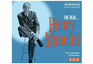 Henry Mancini - The Real Henry Mancini (CD)