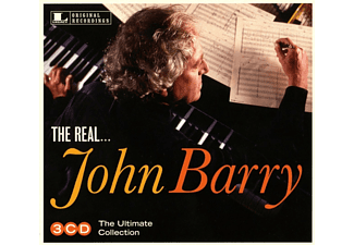 John Barry - The Real John Barry (CD)