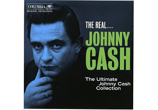 Johnny Cash - The Real Johnny Cash (CD)