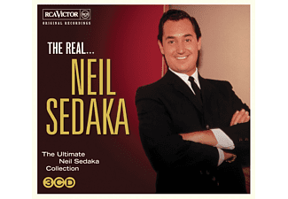 Neil Sedaka - The Real Neil Sedaka (CD)