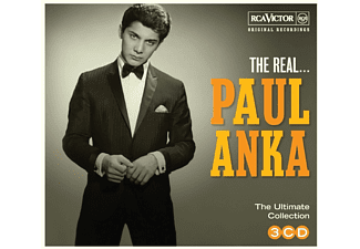 Paul Anka - The Real Paul Anka (CD)