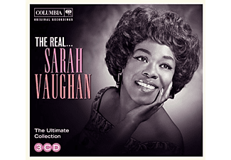 Sarah Vaughan - The Real Sarah Vaughan (CD)