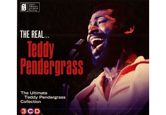 Teddy Pendergrass - The Real Teddy Pendergrass (CD)