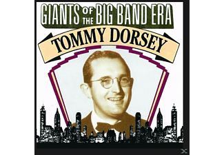 Tommy Dorsey - Giants Of The Big Band Era: Tommy Dorsey - (CD)