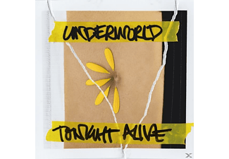 Tonight Alive - Underworld (Ltd.Transparent Gold Vinyl) - (Vinyl)