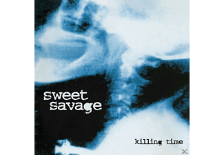 Sweet Savage - Killing Time (Ltd.White Vinyl+Lyric Sheet) - (Vinyl)