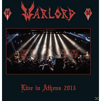 Warlord - Live In Athens 2013 (Triple Blood Red Vinyl+Pos) [Vinyl]