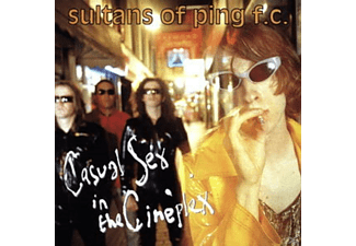 Sultans Of Ping F.C. - Casual Sex In The Cineplex/Expan.Ed.: B-Sides... - (CD)
