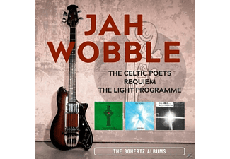 Jah Wobble - The Celtic Poets/Requiem/The Light Programme - (CD)