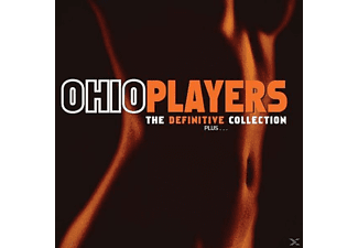 The Ohio Players - The Definite Collection...Plus...(3 CD Set) - (CD)
