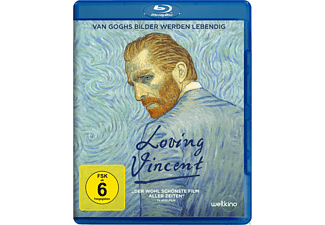 Loving Vincent - (Blu-ray)