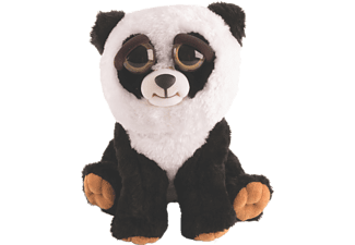 WILLIAM MARK Feisty Pets Panda Plüschfigur, Schwarz/Weiß