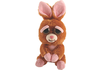 WILLIAM MARK Feisty Pets Hase Plüschfigur, Braun