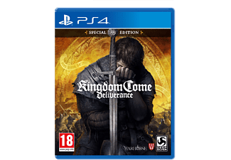 Kingdom Come: Deliverance Special Edition PS4