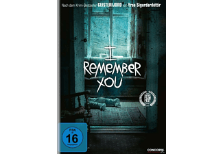 I remember you ... - (DVD)