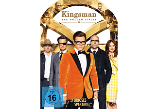 Kingsman - The Golden Circle [DVD]
