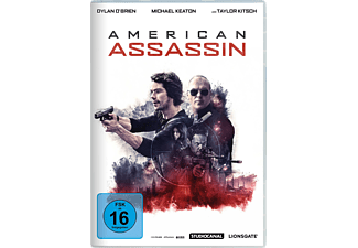 American Assassin - (DVD)