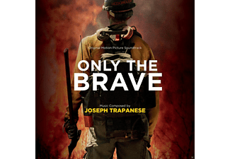 Joseph Trapanese - Only the Brave - (CD)