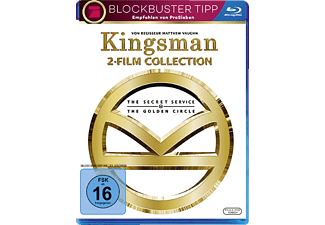 Kingsman 1+2 - (Blu-ray)