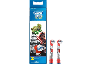 ORAL-B Stages Power StarWars 2er, Aufsteckbürsten