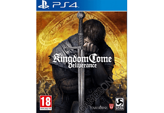 Kingdom Come: Deliverance PlayStation 4