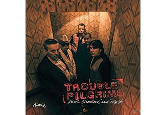 Trouble Pilgrims - Dark Shadows & Rust - (CD)