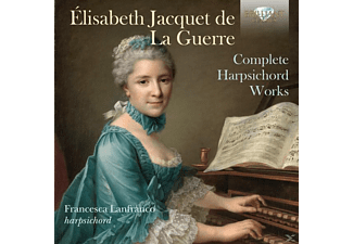 Francesca Lanfranco - Complete Harpsichord Suites - (CD)