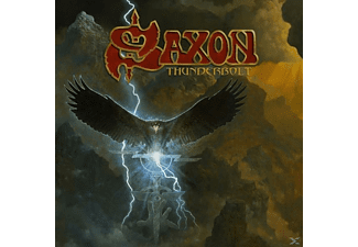 Saxon - Thunderbolt - (MC (analog))