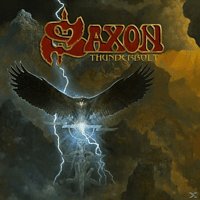 Saxon - Thunderbolt [MC (analog)]