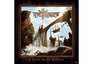 Terra Atlantica - A City Once Divine - (CD)