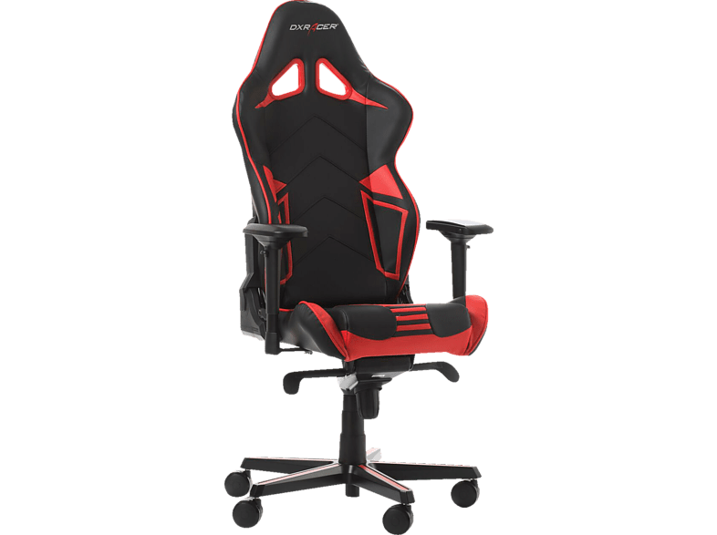 DXRACER Racing Pro R131 Gaming Chair Black Red Gaming