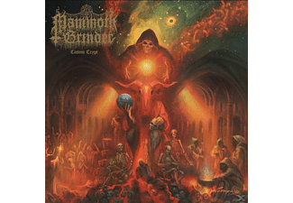 Mammoth Grinder - Cosmic Crypt - (CD)