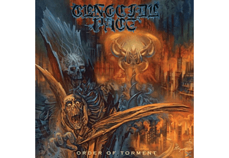 Genocide Pact - Order Of Torment - (CD)