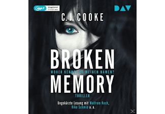Broken Memory - 1 MP3-CD - Krimi/Thriller