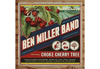 Ben Miller Band - Choke Cherry Tree - (CD)