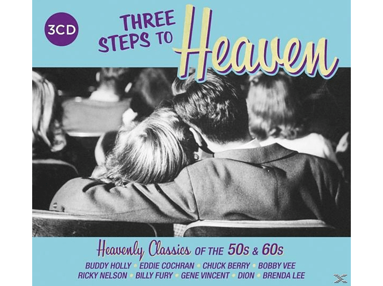 VARIOUS - Three Steps To Heaven [CD]