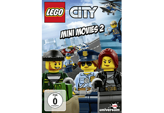 LEGO City Mini Movies 2 - (DVD)