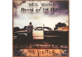 Neil Young;Promise Of The Real - THE VISITOR | CD