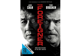 The Foreigner - (DVD)