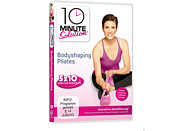BODYSHAPING PILATES 10 MINUTE SOLUTION [DVD]