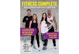 Fitness Complete - (DVD)