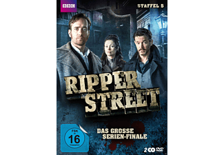 Ripper Street - Staffel 5 - (DVD)