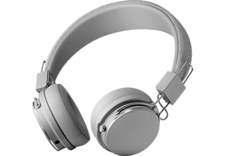 URBANEARS Plattan 2 Bluetooth, On-ear Kopfhörer, Headsetfunktion, Bluetooth, Grau