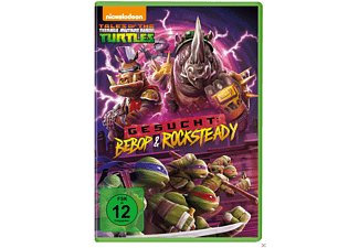 Tales Of The Teenage Mutant Ninja Turtles - Gesucht: Bebop und Rocksteady - (DVD)