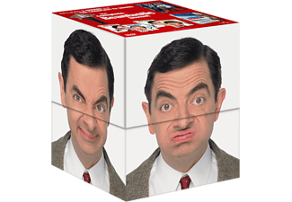 Mr. Bean Coffret Grande DVD
