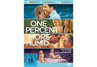 One Percent More Humid - (DVD)