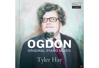 Tyler Hay - Original Piano Music - (CD)